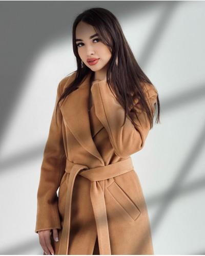 Женское пальто Д378