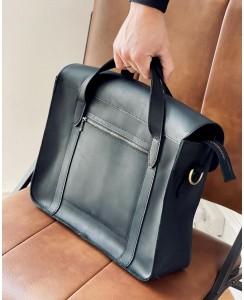 Мужская сумка ручной работы из кожи