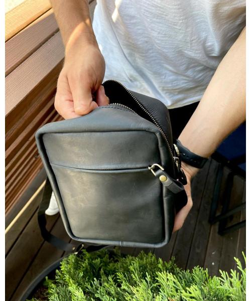 Мужская сумка мессенджер