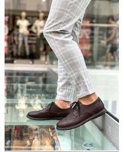 Мужские туфли броги 0022-02