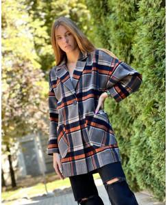Женское пальто Д359