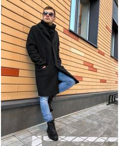 Кашемировое пальто мужское 8010-1