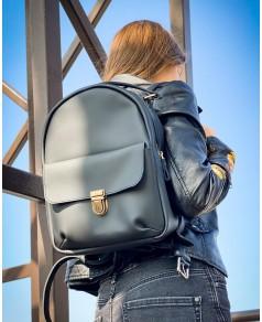 Кожаный Рюкзак 520