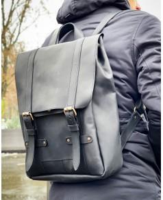 Черный Мужской Рюкзак 501