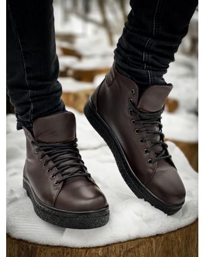 Ботинок (Коричневый)