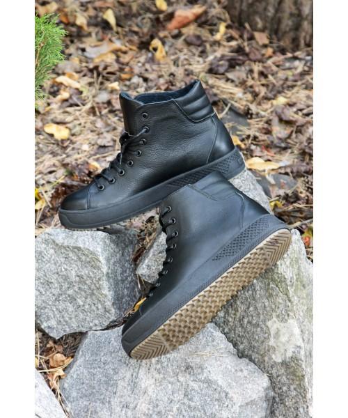 Ботинок (черный)