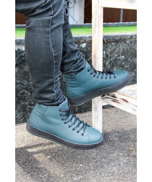 Ботинок (Тёмно-зелёный)