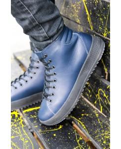 Ботинок (Тёмно-синий)