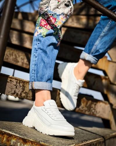 Кроссовочки Белые