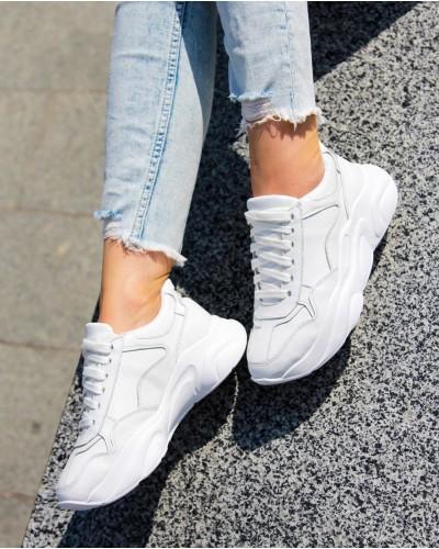 Кроссовки Сolor Белые
